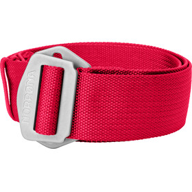 Norrøna /29 Web Belt Jester Red